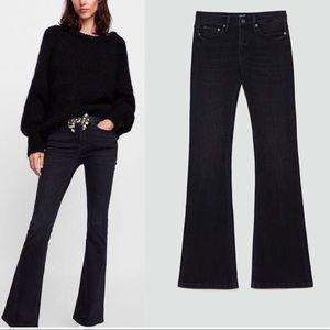 The Skinny Flare Revolve Jean by Zara